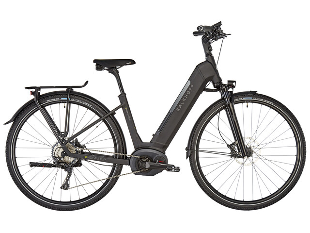 "Kalkhoff Endeavour Excite B11 Wave E-trekkingcykel 28"" 500Wh sort"